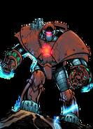 Crimson Dynamo Marvel XP