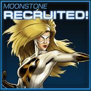 Moonstone Recruited