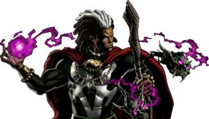 Doctor Voodoo Dialogue 1