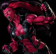 Red She-Hulk/Gallery | Marvel: Avengers Alliance Wiki ...