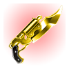 Golden Tyrant Blade