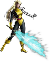 Magik-New Mutants
