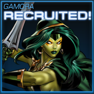 Gamora Recruited