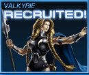 Valkyrie Recruited Old