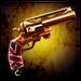Restored Mk VI Revolver