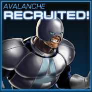 Avalanche Recruited