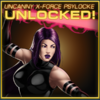 Psylocke Uncanny X-Force Unlocked