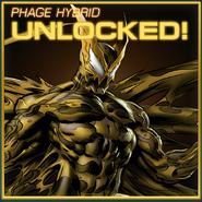 Phage Hybrid Unlocked