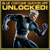 Quicksilver Blue Costume Unlocked