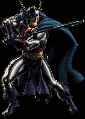 Black Knight Marvel XP