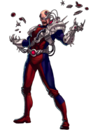 Fixer Marvel XP