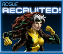 Rogue Recruited Old