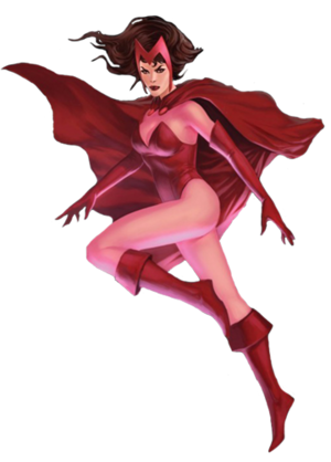 Scarlet Witch Marvel XP