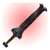 Smoldering Sword
