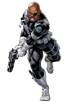Nick Fury Marvel XP
