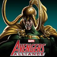 Loki Defeated Old