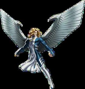 Angel-Modern