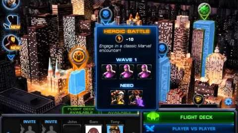 Marvel Avengers Alliance Comic-Con 2013 Official Teaser