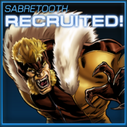 Sabretooth Recruited
