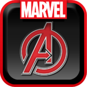 Marvel Avengers Alliance Mobile iOS App Button