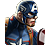 Captain America Icon 5