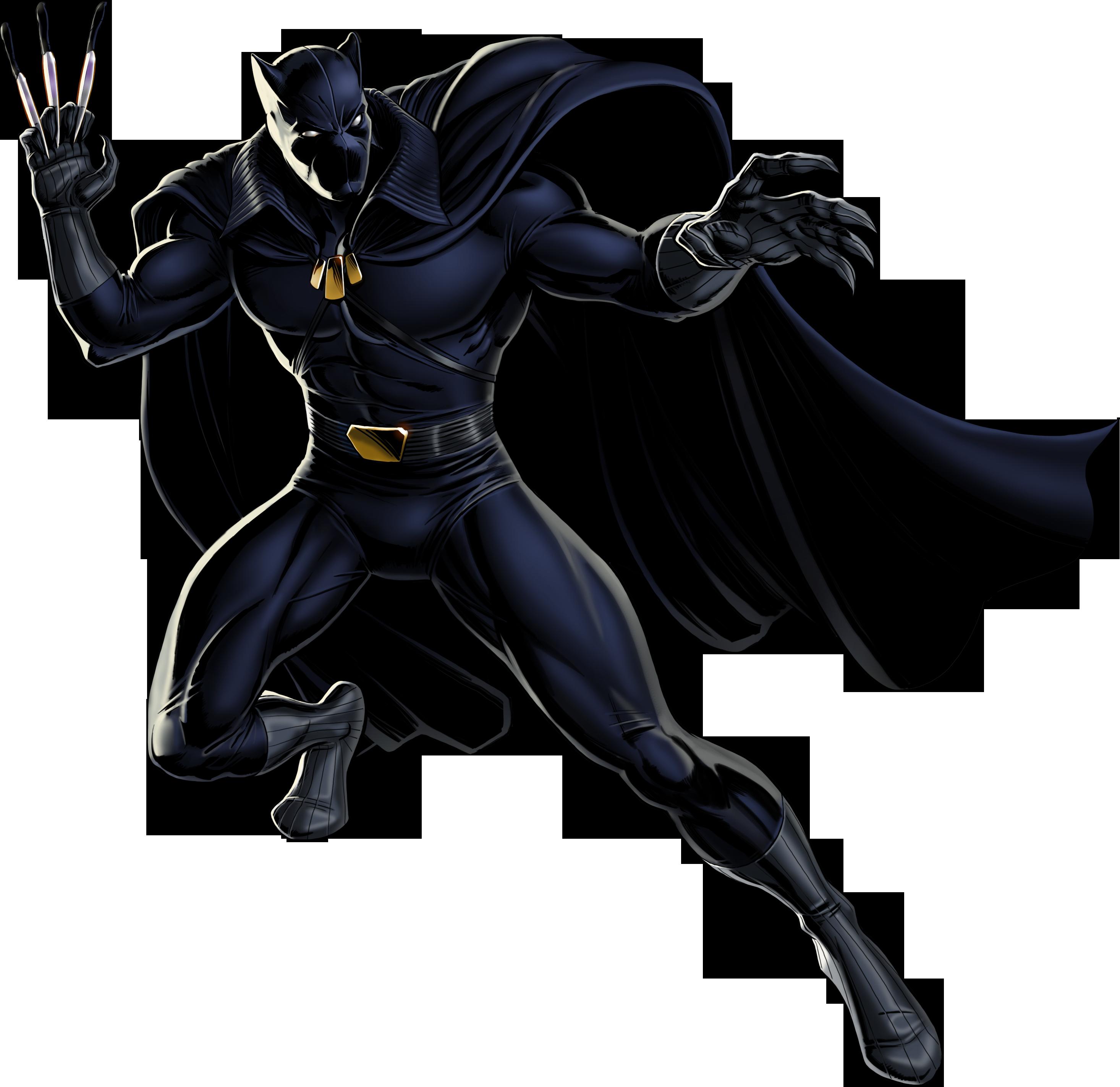 FileBlack Panther Portrait Black Panther Marvel Avengers Alliance
