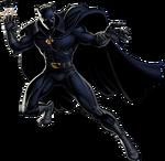 Black Panther Portrait Art
