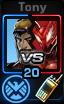 Group Boss Versus Hybrid (Blaster)