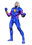 Nitro Marvel XP Old