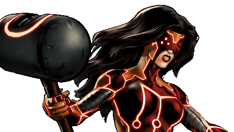 Isotope 8 marvel avengers alliance