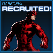 Daredevil Recruited