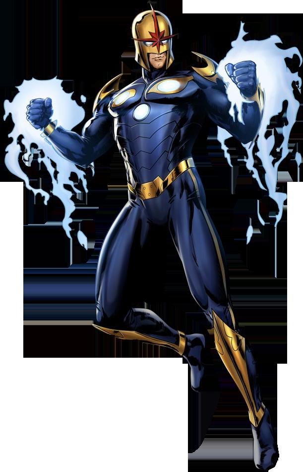 Nova Marvel Richard Rider