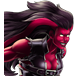 Red She-Hulk Icon Large 1