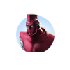 High Evolutionary (Bruiser) Group Boss Icon