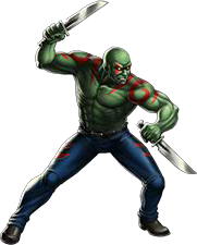 Drax the Destroyer-Modern