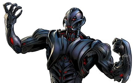 Ultimate Ultron — Marvel Heroes Omega