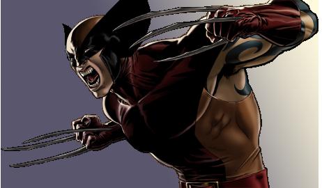 Dark Wolverine Dialogue