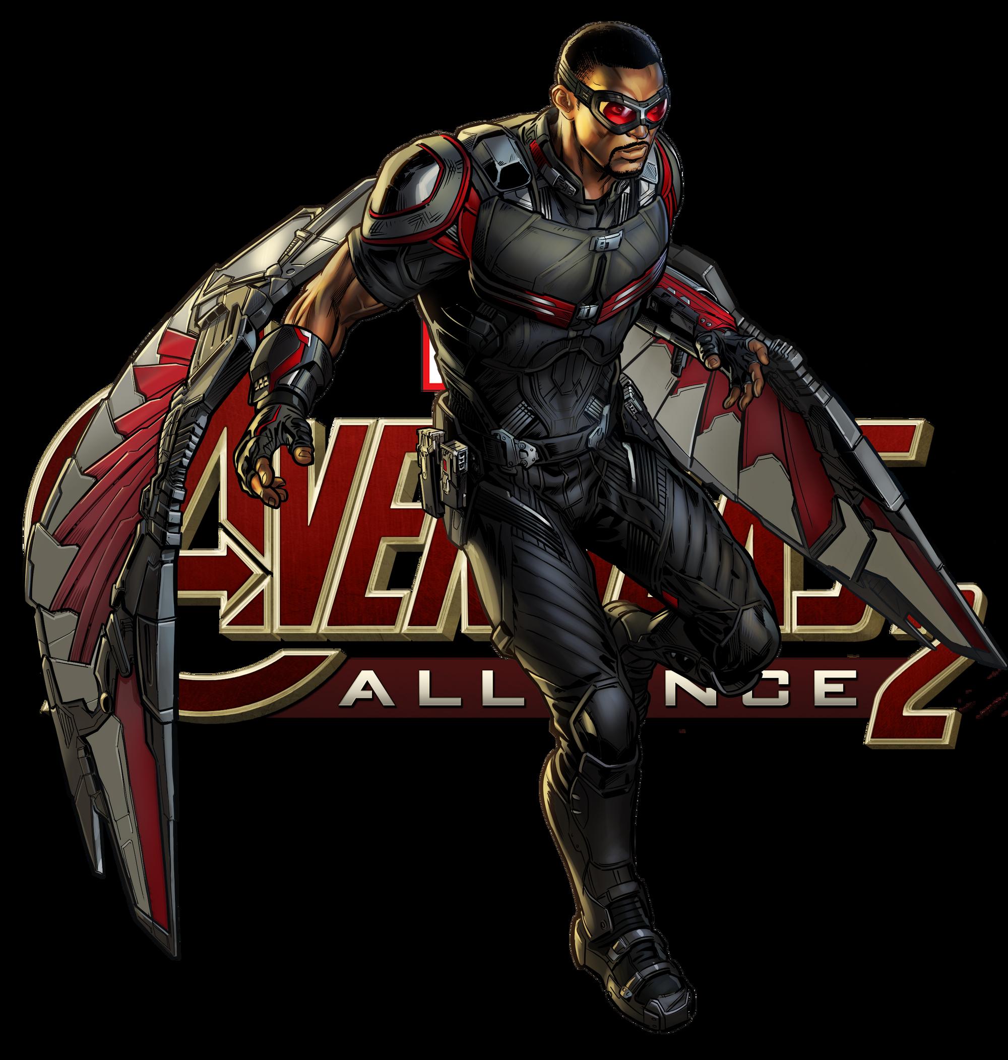 Falcon marvel avengers alliance 2 wikia fandom - Faucon avengers ...