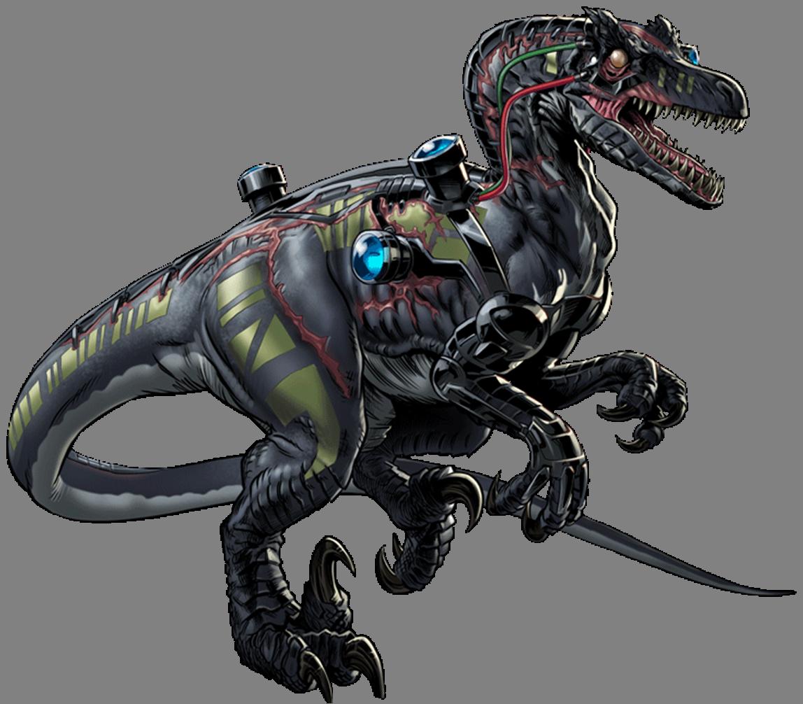 Raptor Season Chapter Portrait Art