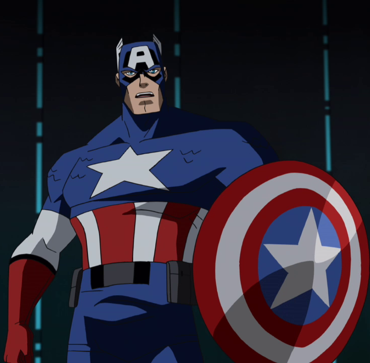 Captain America  The Avengers Earths Mightiest Heroes Wiki