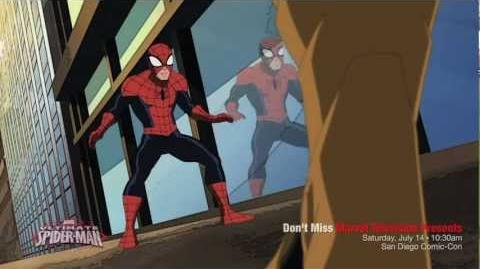 Ultimate Spider-Man - SDCC 2012 Preview