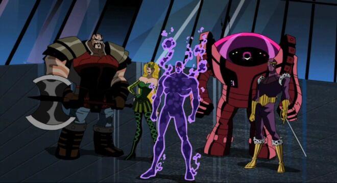 The Avengers: Earth's ...