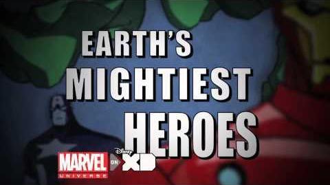 The Avengers Earth's Mightiest Heroes! Season 2 Trailer