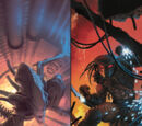 Aliens-Predator Panel to Panel