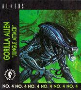 Aliens Jungle Attack