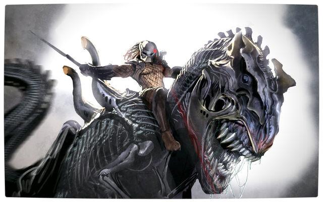 File:Vamers-Artistry-Aliens-VS-Dinosaurs-Xenomorph-Tyrannosaurus-Rex-Full.jpeg