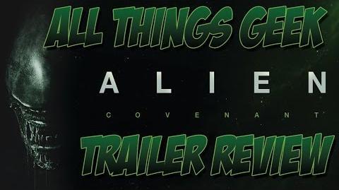 ATG review the new Alien Covenant trailer