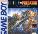 Alien vs Predator: The Last of His Clan