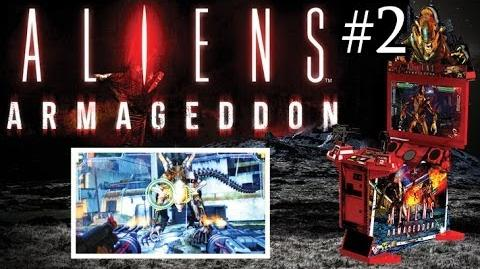 Aliens Armageddon - Chapter Two - Real Arcade