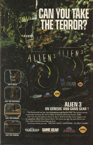 File:^Alien3 (Genesis, GG).JPG